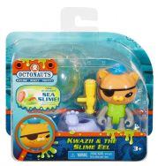 Octonauts Twin Figure Pack - Kwazii & The Slime Eel